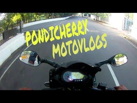 My first video   Pondicherry Motovlogs   White town Mp3