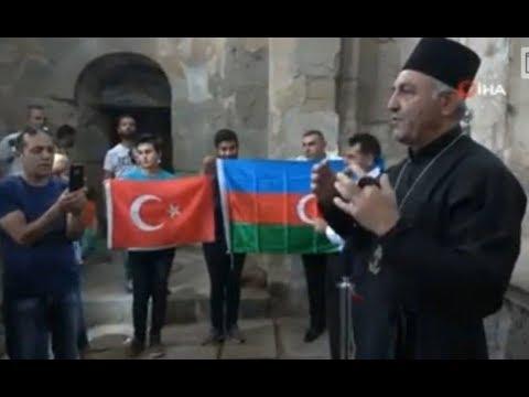 Албаны возвращают себе Ахтамар – ЭТО НЕ АРМЯНСКАЯ ЦЕРКОВЬ.