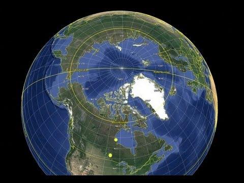 Arctic Marine Life Course (Ocean Currents)
