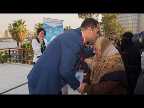 حفل تكريم الأم المثالية ٢٠٢٠م | مبادرة الأكاديمية العربية للعلوم النفسية | بمكتبة مصر العامة
