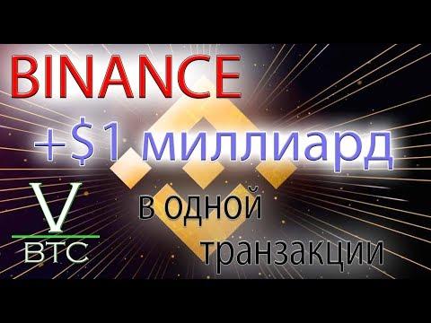 Binance - зачем бирже 1 миллиард в биткоинах? Шортить рынок, дампить биткоин или скупать альты?