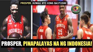 LESTER PROSPER PINAPALAYAS NA NG INDONESIAN FANS! | PROSPER BUMIRA: HUWAG NYO KONG BASTUSIN!