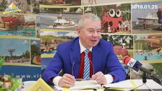 """Lembergs: """"Būšu ļoti izbrīnīts, ja nesekos paziņojums par nepieciešamību atlaist Ventspils domi"""""""