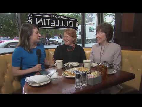 Heitkamp, Collins Talk about Bipartisan Work to Get Results in Congress on ABC
