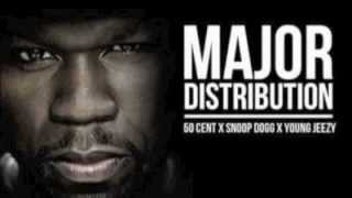 50Cent feat Snoop Dogg, Young Jeezy - Major Distribution - New Song 2013