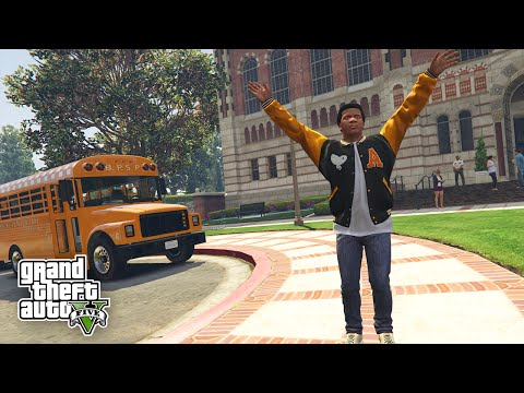 GTA 5 ULTIMATIVE REAL LIFE MOD - College, Jobs & Mehr ! | iCrimax