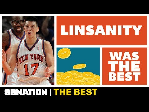 Remember when Jeremy Lin became a Knicks superstar for 3 weeks?