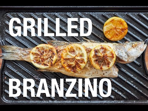 The Delicious Branzino Is Made For Grilling | Belly On A Budget | Episode 12