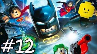 BATMAN 2 DC Super Heroes LEGO Superhero Cartoon Games Videos for Kids Children #12
