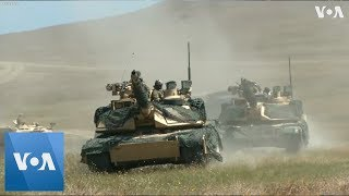 Military Drills Wrap Up Among NATO Countries and Georgia