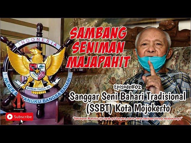 Seni Miniatur Perahu (SSBT Mojokerto) Episode 2 - Sambang Seniman Mojopahit || Mojokerto