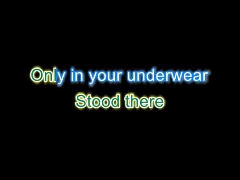Underwear - Pulp - Karaoke version