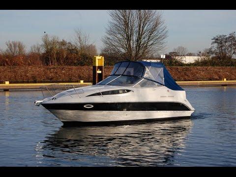 Bayliner 265 SB Ciera Test & Preview Sunny Yachthandel HD 1080p