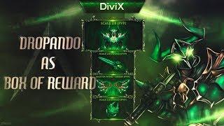 Dropando +170 Box of Reward - A Nova Premiação de MR do MuAwaY
