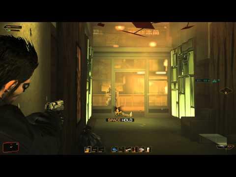 09) Deus Ex: Human Revolution [Missions Listed In Description]