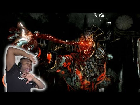 BHD Reacts To ALL Mortal Kombat Fatalities - SO DISGUSTINGLY GORY!!!