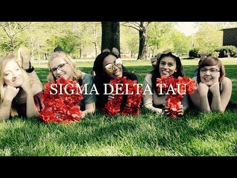 Sigma Delta Tau | Univ. of Kansas | Recruitment 2017