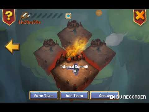 Castle Clash: Infernal Summit 4