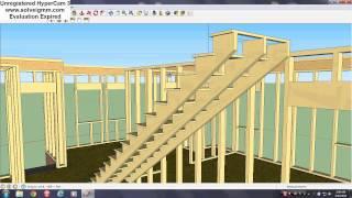 Sketchup Frame Building Construction