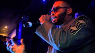 Pharoahe Monch - EVOLVE (Official Live Video)