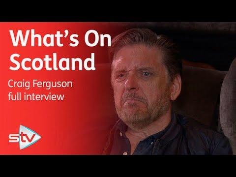 Craig Ferguson Is Hilarious! | What's On Scotland