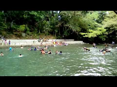 Malumpati cold Spring and Health Resort. Brgy. Guia, Pandan, Antique.