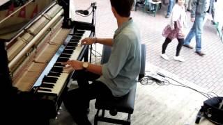 Luca Sestak · Boogie Woogie Stomp · SummerJazz Pinneberg 2013 · Boogie Woogie Piano