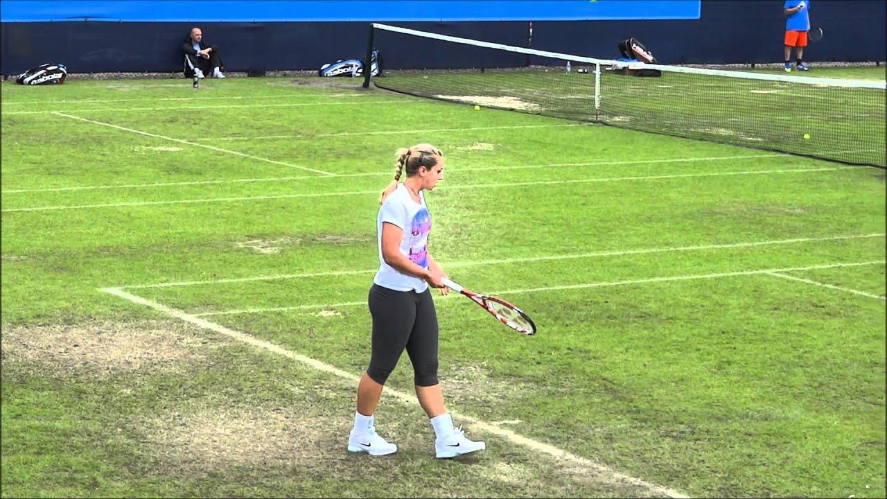 Caroline wozniacki hot ass in training - 2 part 10