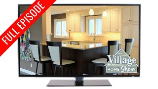 Kitchen Remodel With Wall Removed And Tile Inspiration   Village Home Show: Full Episode S1 Ep6