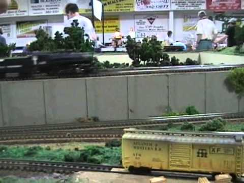 2010 Thousand Island Model Railroad Show.wmv