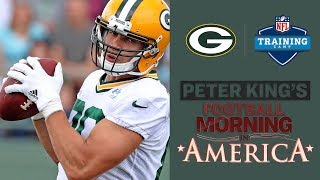 Green Bay Packers Training Camp 2018: Three Things to Know I NFL I NBC Sports