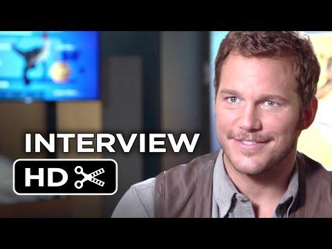 Jurassic World Interview - Chris Pratt (2015) - Chris Pratt, Bryce Dallas Howard Movie HD