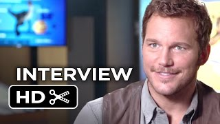 Jurassic World Interview - Chris Pratt (2015) - Chris Pratt, Bryce Dallas Howard Movie HD