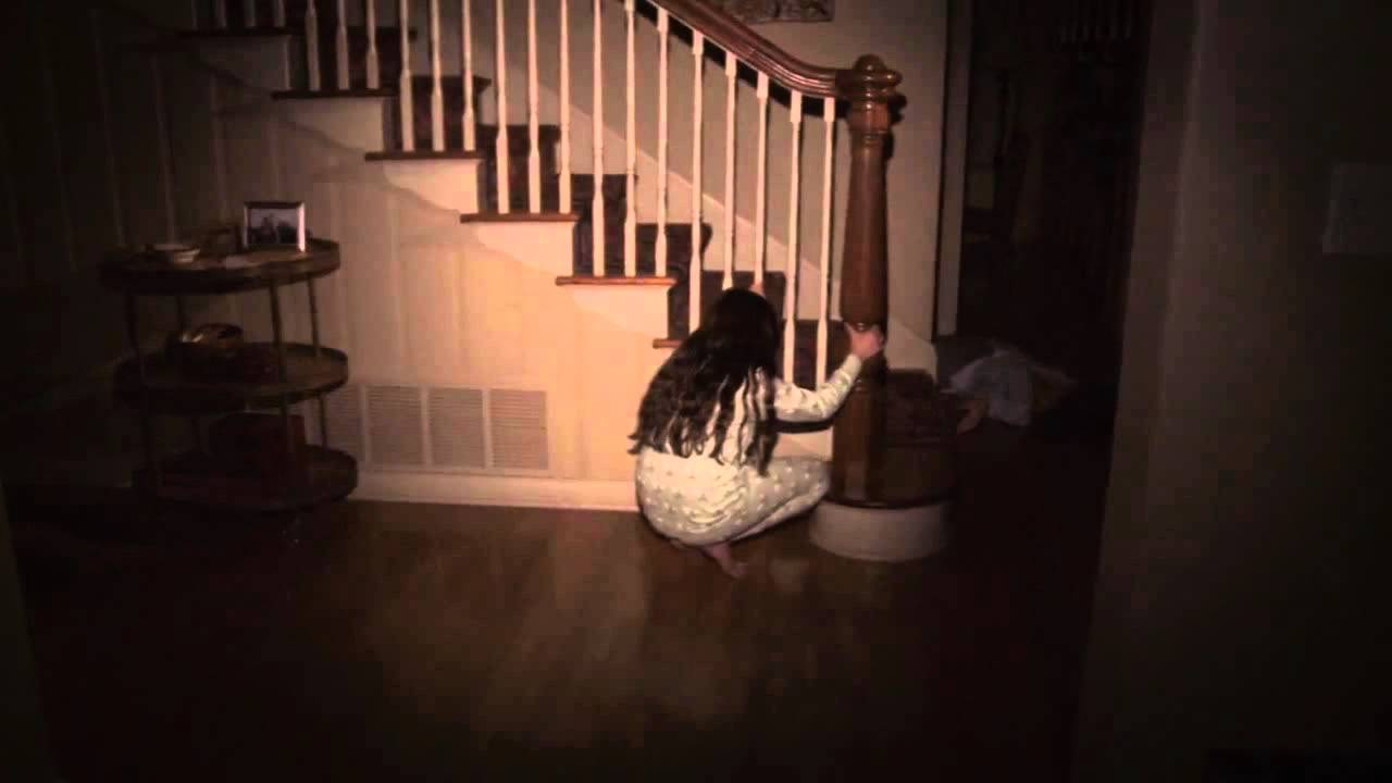 Paranormal Activity 3 (2011) Jump Scare - Possessed Katie ...