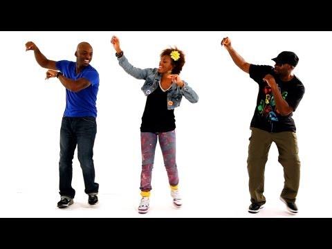 4 Main Grooves of Hip-Hop | Hip-Hop Dancing