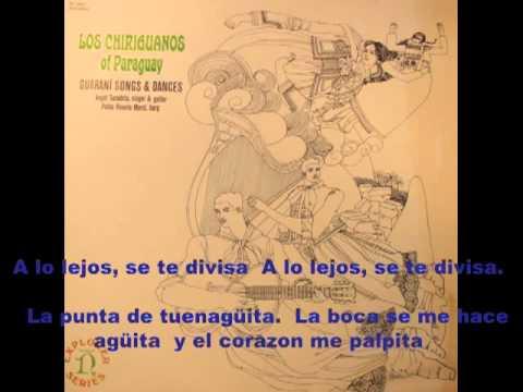 Los Chiringuanos - NARANJITAY argentinian folksong