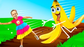 Clean up Nature - Children's Songs and Videos about Healthy Habits