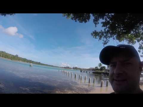 Vanuatu Erakor Lagoon water sports.