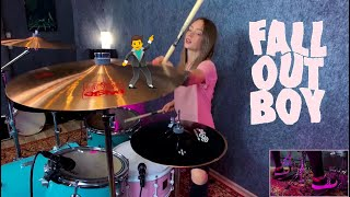 Fall Out Boy - Dance, Dance (Drum Cover)
