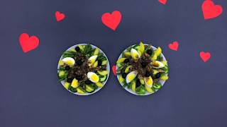 Домашние рецепты - Салат а ля нисуаз