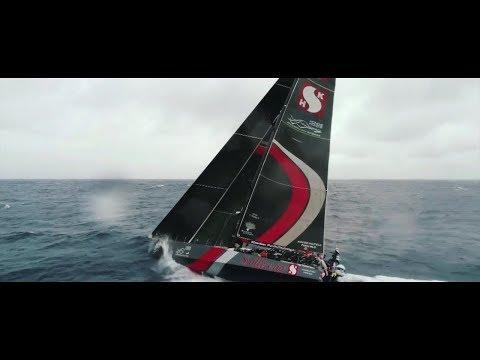 Volvo Ocean Race Leg 6 Hong Kong To Auckland New Zealand Report Feb 13 18
