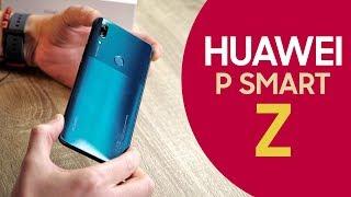 Обзор Huawei P Smart Z - первый с выдвижной камерой