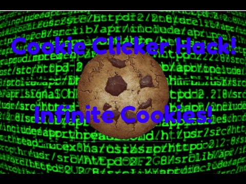 Cookie Clicker Hack (Mac And PC) (Better/New Video)