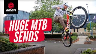 Huge Mountain Bike Sends!   GMBN's July Sends Of The Month 2020