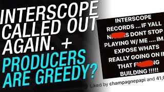 Producers in it for the Money Only + K Camp vs Interscope Records (MEC Podcast 30)