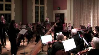 Tromba Marina Concerto Telemann Concerto for Trumpet, Violin and Strings TWV 53 D5 Movement 1