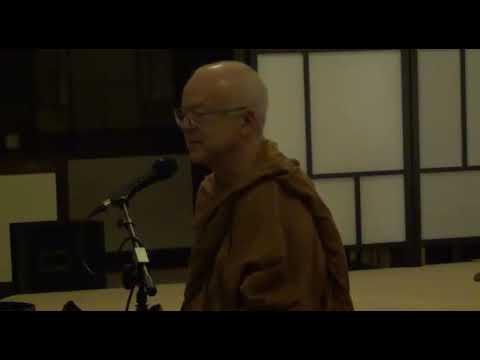 Ajaan Geoff @ PFOD - Day #1, Friday 10/27/17 Dhamma Talk