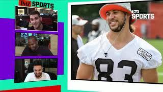 'Hard Knocks' Star 'Has Interest' from NFL Teams After Getting Cut | TMZ Sports