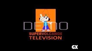 XJ-9 televisione/GBC Television Studios/Roblox visione/AEG/SuperVolcanoX televisione/produzioni/GX GX