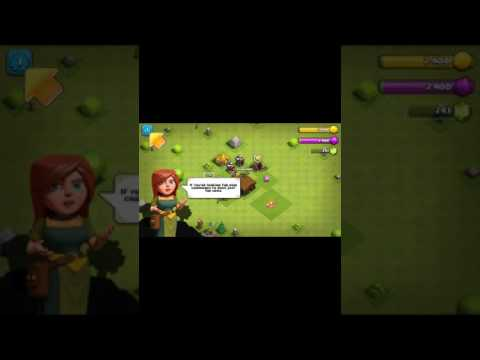 Clash of clans.Deploy the troops.[EP 1 ]